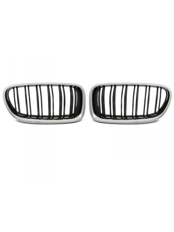 BMW F10 / F11 10-16 M5 Króm/Fekete