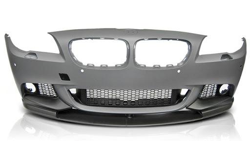 BMW F10 / F11 10-06.13 M-PERFORMANCE PDC Elsõ lökhárító