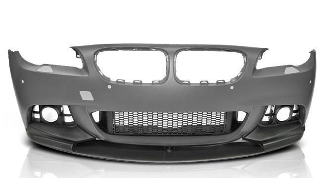 BMW F10 / F11 LCI 13-16 M-PERFORMANCE PDC Elsõ  lökhárító