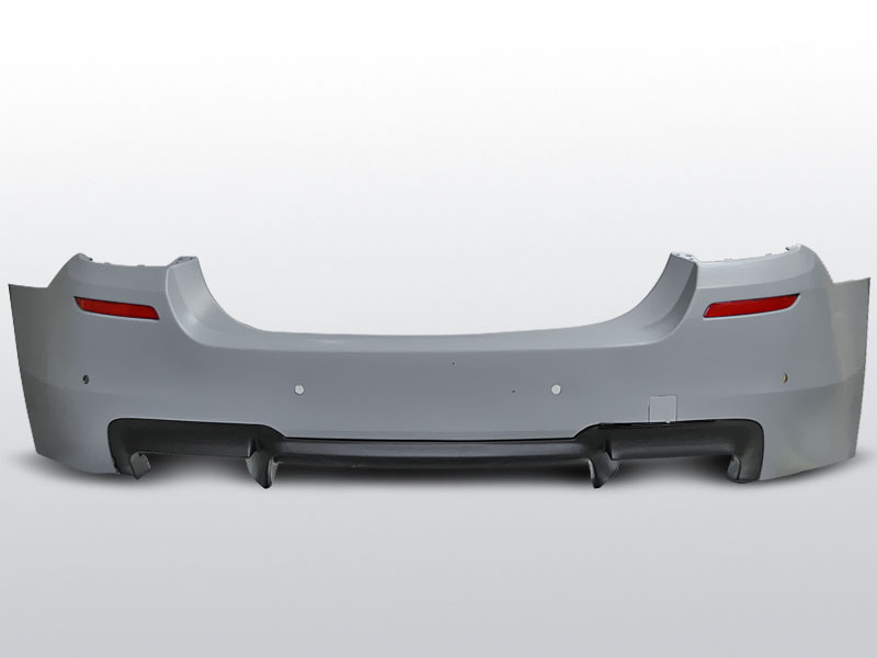 BMW F10 10- M5 Stílusú PDC-s Hátsó Lökhárító