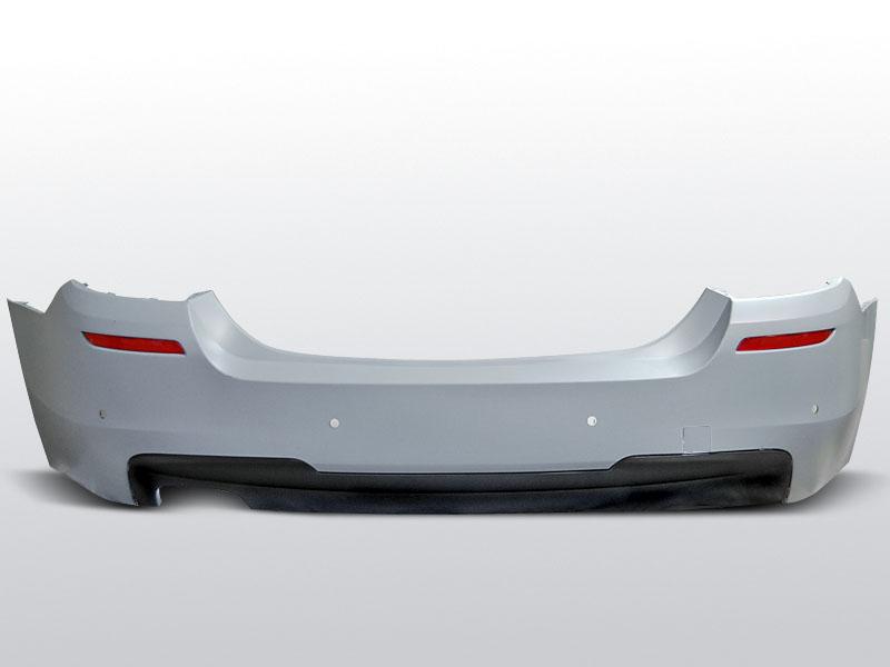 BMW F10 10- M-Pakett PDC-s Hátsó Lökhárító