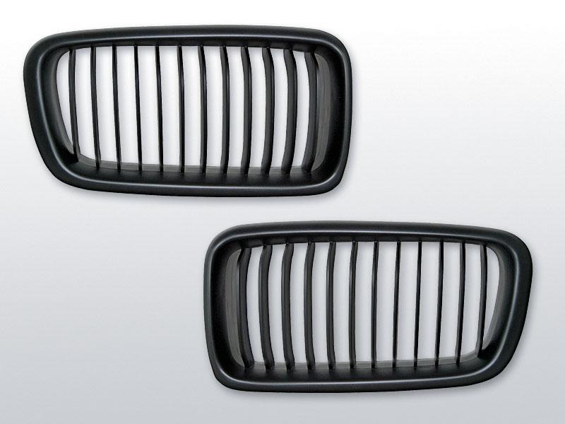 BMW E38 06.94-08.98 Fekete jelnélküli rács