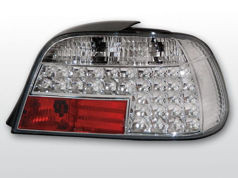 BMW E38 06.94-07.01 Króm LED -es hátsó lámpa