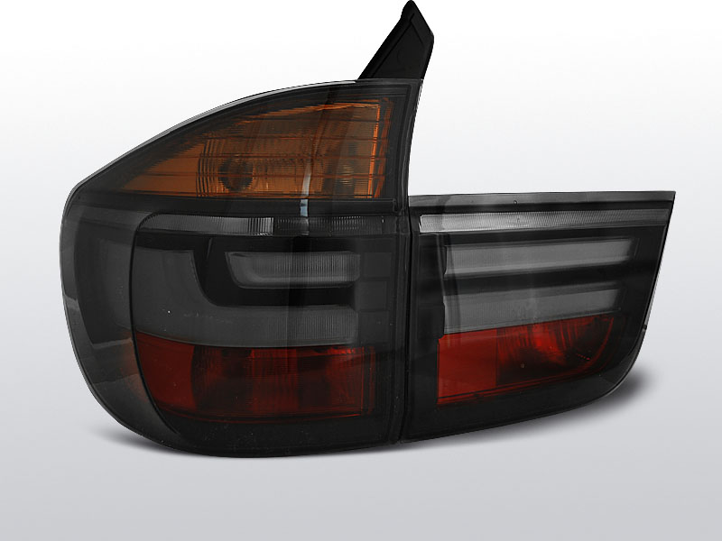 BMW X5 E70 03.07-05.10 FÜSTÖS LEDes Hátsó lámpa