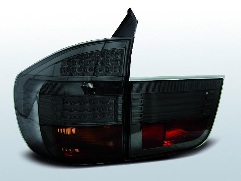 BMW X5 E70 03.07-03.10 Füstös LED Hátsó lámpa