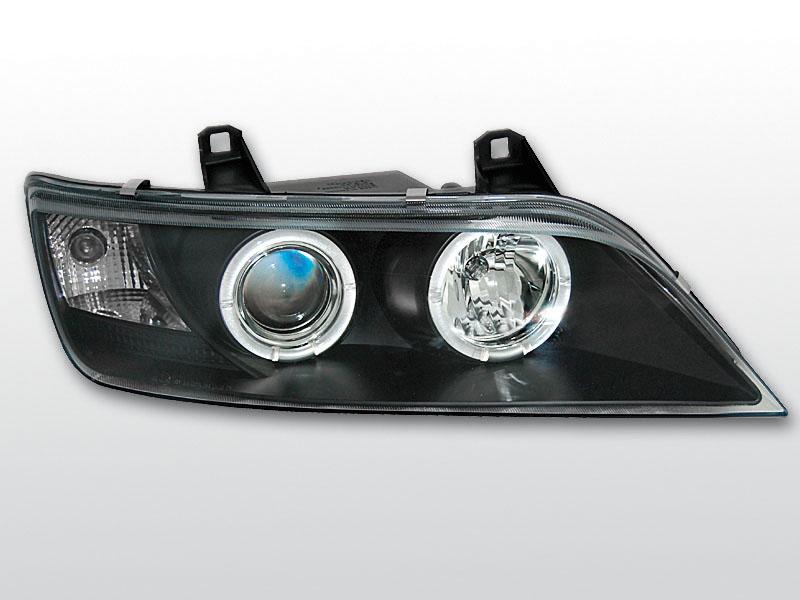 BMW Z3 1996.01-2002 Fekete ANGEL EYES Elsõ Lámpa