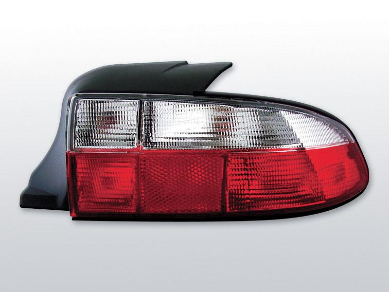 BMW Z3 01.96-99 ROADSTER Piros Fehér hátsó lámpa