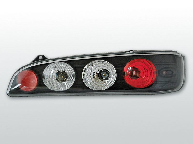 FIAT SEICENTO 600 98-10 Fekete hátsó lámpa