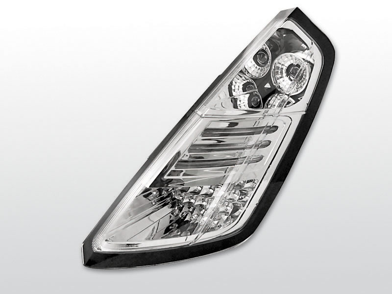 FIAT GRANDE PUNTO 09.05-09 Króm LED -es hátsó lámpa
