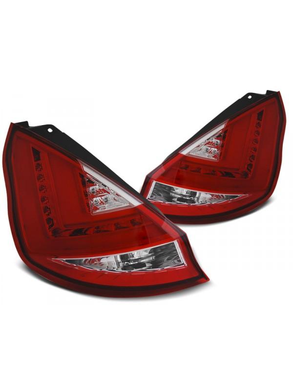 Ford Fiesta MK7 LED Hátsó Lámpa (Évj.: 2012 - 2015)