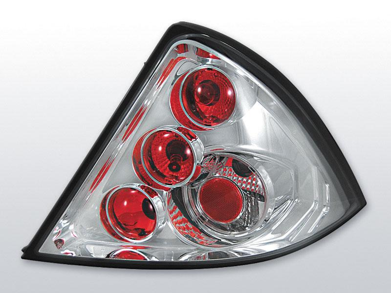 FORD MONDEO MK3 09.00-07 Króm hátsó lámpa