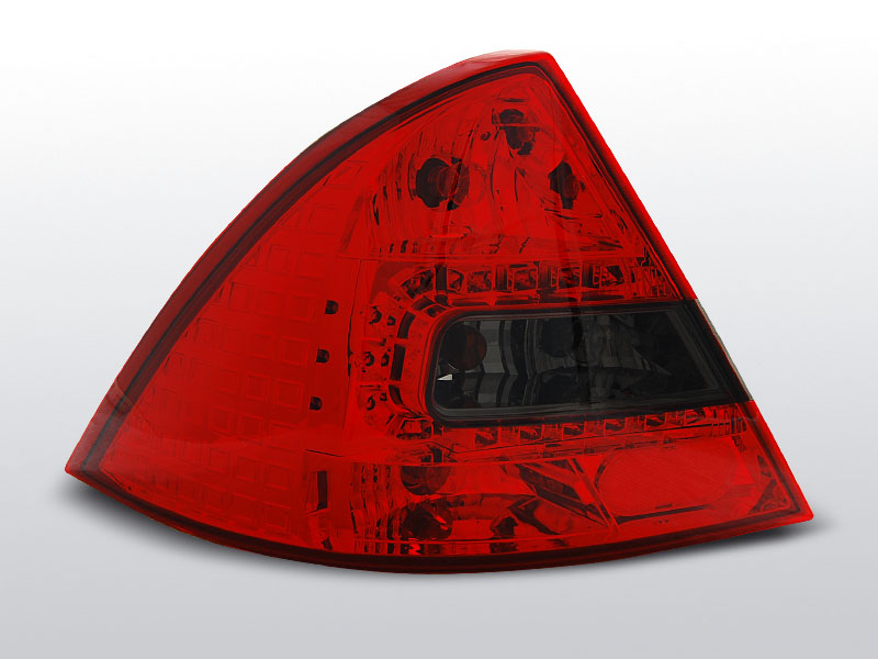 FORD MONDEO MK3 09.00-07 Piros Füstös LED-es hátsó lámpa