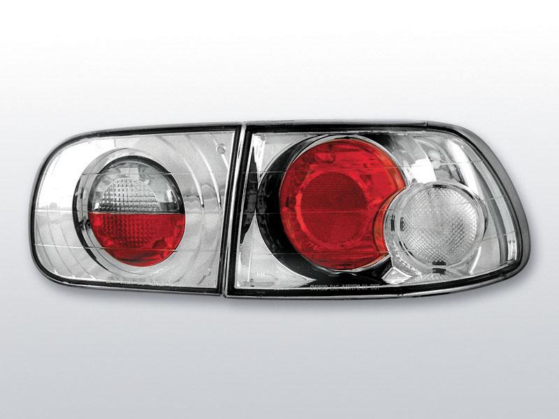 HONDA CIVIC 09.91-08.95 3D Króm hátsó lámpa