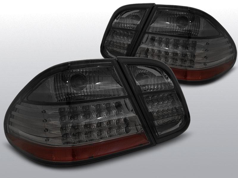 Mercedes Benz C-Klasse LEDes Tuning Hátsó Lámpa