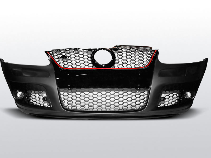 VW GOLF 5 10.03-09 GTI Stílusú Lökhárító