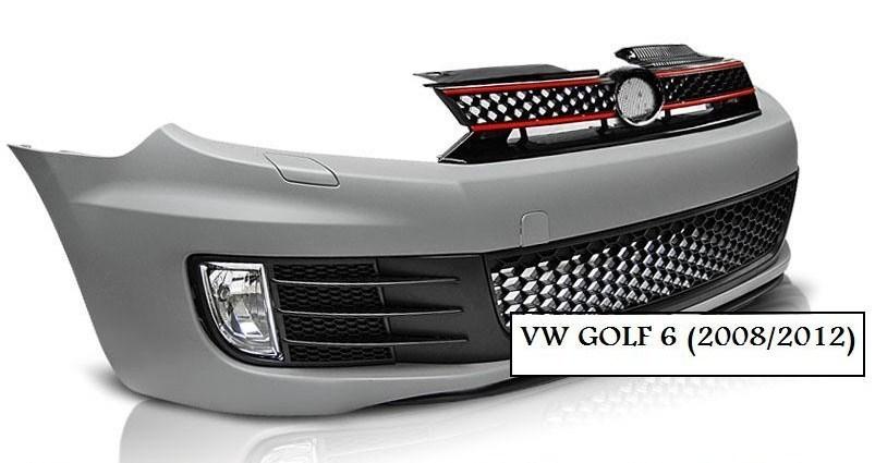 VW GOLF 6 GTI STYLE Elsõ Lökhárító
