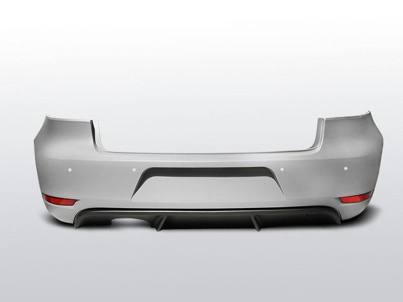 VW GOLF 6 GTI STYLE SINGLE PDC Hátsó lökhárító
