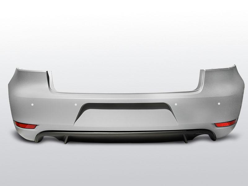VW GOLF 6 GTI STYLE TWIN PDC Hátsó lökhárító