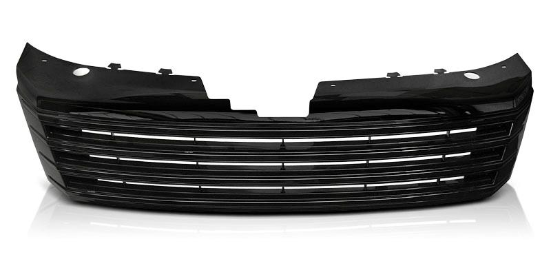 VW PASSAT B7 2010-2014 Fényes Fekete Hûtõrács
