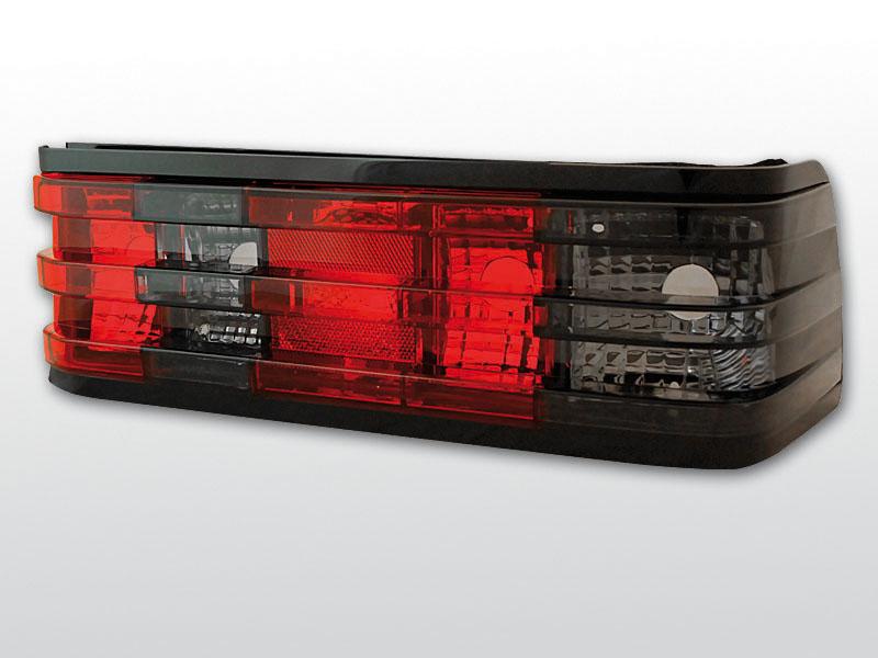 MERCEDES W201/190 12.82-05.93 Piros Sötétített hátsó lámpa