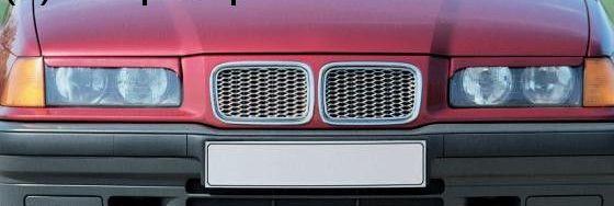 BMW e36 szemöldök